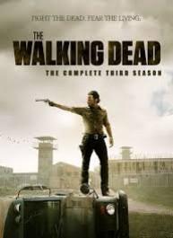 The Walking Dead Season 3 DVD Box Set