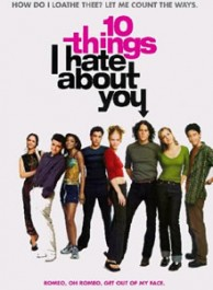 10 Things I Hate About You Season 1 DVD Box Set