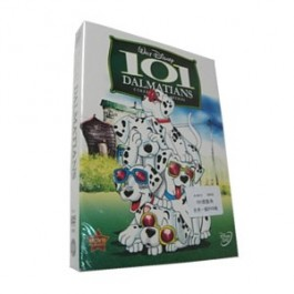 101 Dalmatians DVD Box Set
