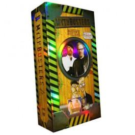 MythBusters Seasons 1-15 DVD Box Set