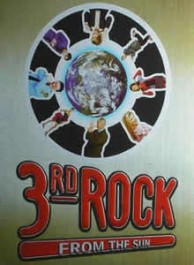 3rd Rock From The Sun Seasons 1-6 DVD Box Set