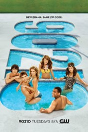 90210 Seasons 1-4 DVD Box Set