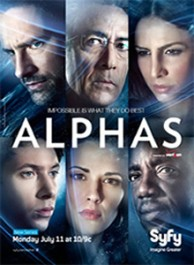Alphas Season 1 DVD Box Set