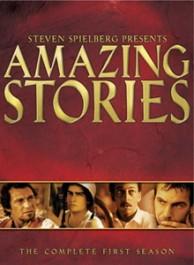 Amazing Stories Seasons 1-2 DVD Box Set
