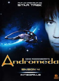 Andromeda Seasons 1-5 DVD Box Set