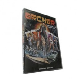 Archer Season 1 DVD Box Set