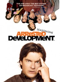 Arrested Development Seasons 1-3 DVD Box Set