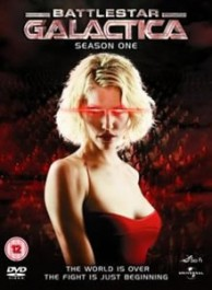 Battlestar Galactica Seasons 1-4 DVD Box Set