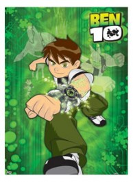 Ben 10 Seasons 1-5 DVD Box Set