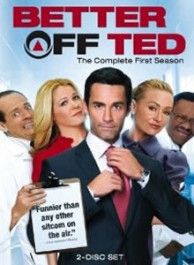 Better Off Ted Season 2 DVD Box Set