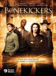 Bonekickers Season 1 DVD Box Set