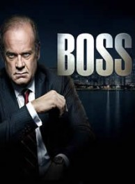 Boss Season 1 DVD Box Set