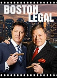 Boston Legal Season 5 DVD Box Set