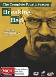 Breaking Bad Seasons 1-4 DVD Box Set