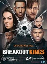 Breakout Kings Season 2 DVD Box Set