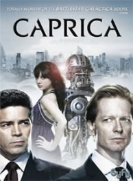 Caprica Season 1 DVD Box Set