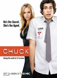 Chuck Season 5 DVD Box Set