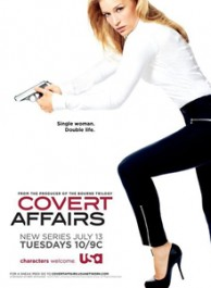 Covert Affairs Seasons 1-2 DVD Box Set
