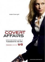 Covert Affairs Season 2 DVD Box Set