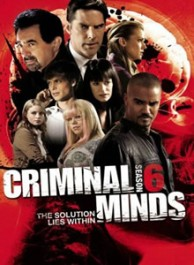 Criminal Minds Season 6 DVD Box Set