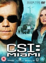 CSI: Miami Season 10 DVD Box Set