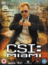 CSI: Miami Seasons 1-10 DVD Box Set