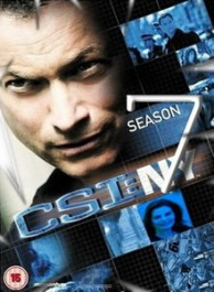 CSI: New York Season 7 DVD Box Set