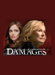 Damages Seasons 1-4 DVD Box Set