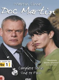 Doc Martin Seasons 1-4 DVD Box Set