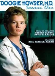 Doogie Howser M.D. Seasons 1-4 DVD Box Set