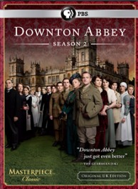 Downton Abbey Season 2 DVD Box Set