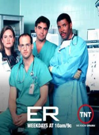 ER(Emergency Room) Seasons 1-15 DVD Box Set