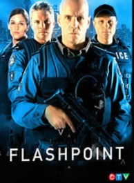 Flashpoint Seasons 1-4 DVD Box Set