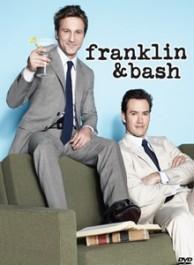 Franklin & Bash Season 1 DVD Box Set
