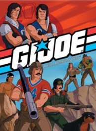 G.I. Joe: A Real American Hero DVD Box Set