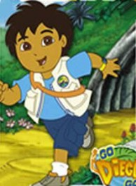 Go Diego Go DVD Box Set