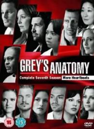 Grey's Anatomy Season 7 DVD Box Set