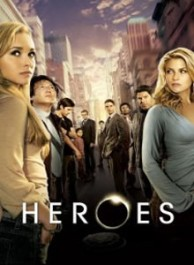 Heroes Seasons 1-4 DVD Box Set