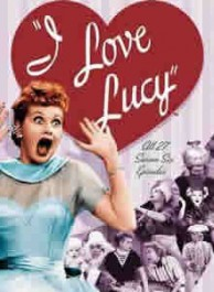 I Love Lucy Seasons 1-8 DVD Box Set