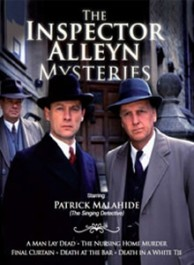 Inspector Alleyn Mysteries Seasons 1-2 DVD Box Set
