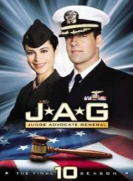 JAG(Judge Advocate General) Seasons 1-10 DVD Box Set