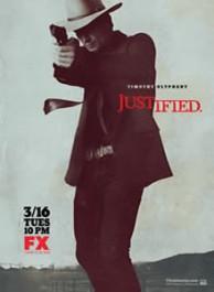 Justified Seasons 1-2 DVD Box Set