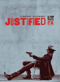 Justified Seasons 1-3 DVD Box Set