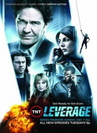 Leverage Seasons 1-4 DVD Box Set