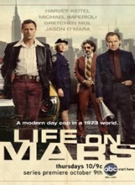 Life on Mars Seasons 1-2 DVD Boxset
