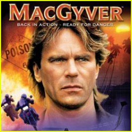 MacGyver Seasons 1-7 DVD Box Set
