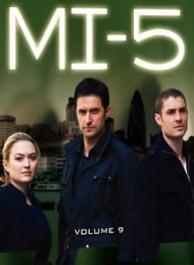 MI5(Spooks) Season 9 DVD Box Set