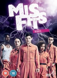Misfits Seasons 1-3 DVD Box Set