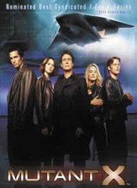 Mutant X Seasons 1-3 DVD Box Set