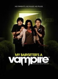 My Babysitter's a Vampire Season 1 DVD Box Set